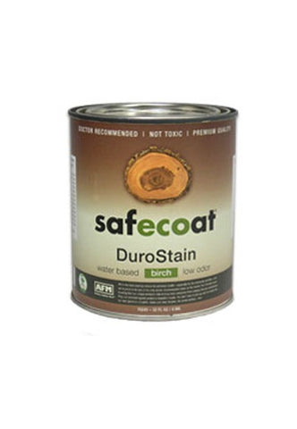 Formaldehyde - free Water - Based DuroStain - 1 Gallon - cedar
