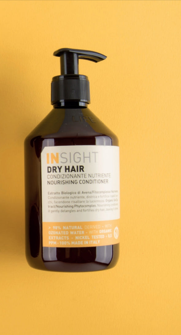 DRY HAIR / CABELLO SECO (home care)