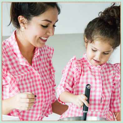 "Blusa ""Mommy and Me"""