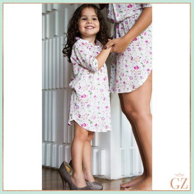 "Vestido ""Mommy and Me"""