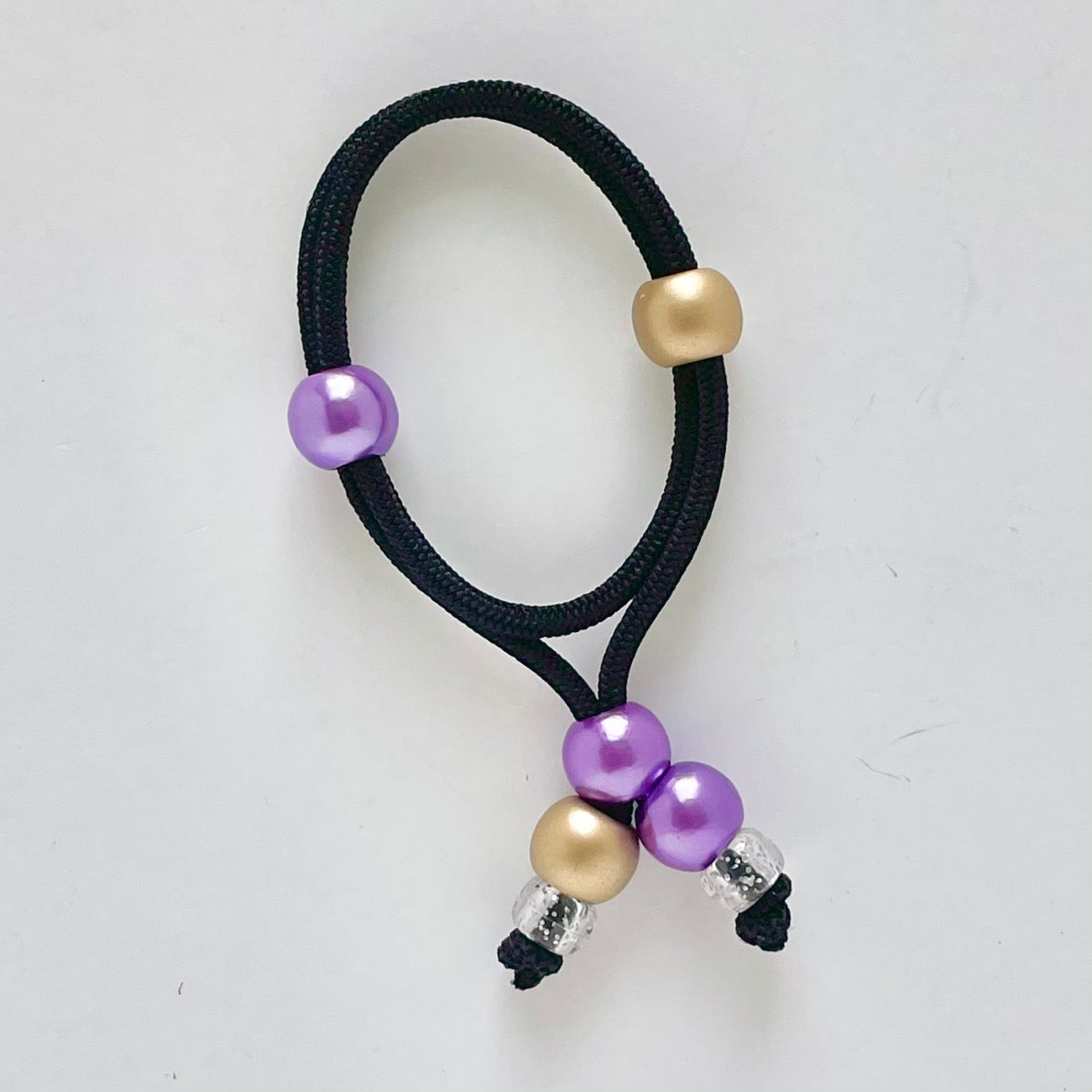 Our PonyLock hair ties make perfect ponytails quickly and easily.  Our PonyLock hair ties are comfortable and they create a tight hold for all hair types.  Our PonyLock hair ties won't stretch out, break or damage your hair.
