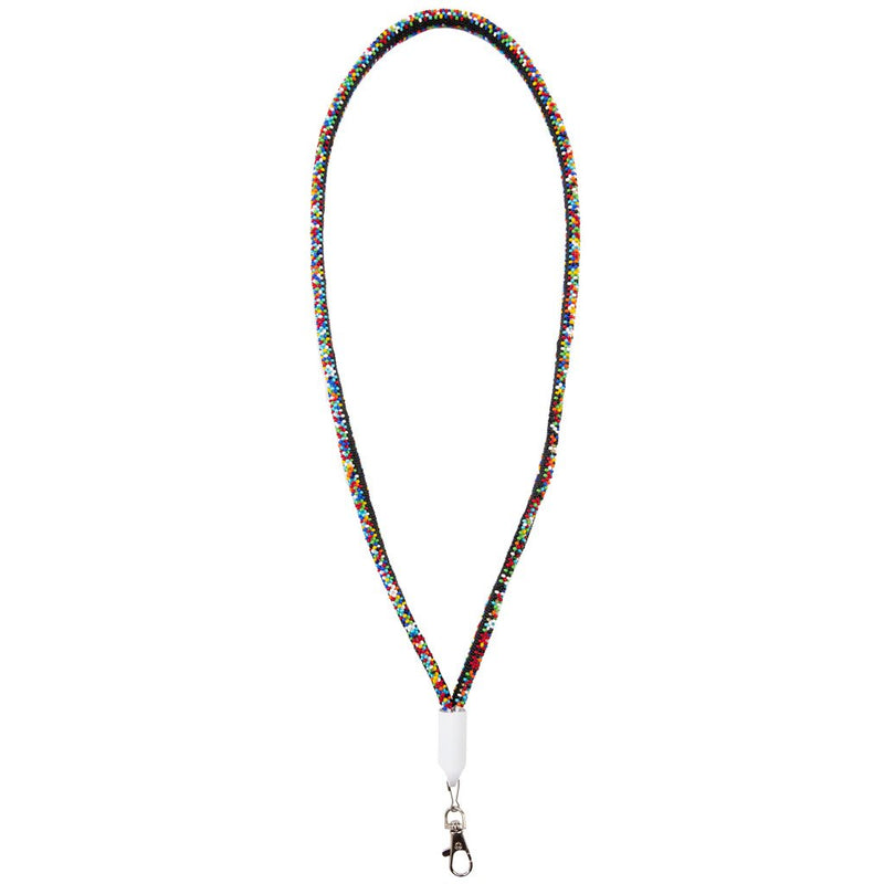 Hand-Beaded SAWA USB Charging Lanyard