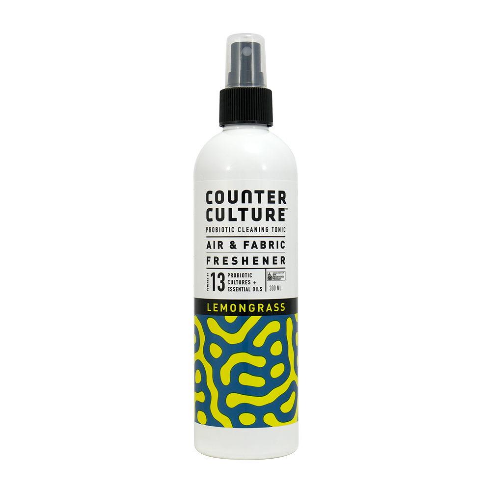 Lemongrass Air + Fabric Refresh by Counter Culture Clean