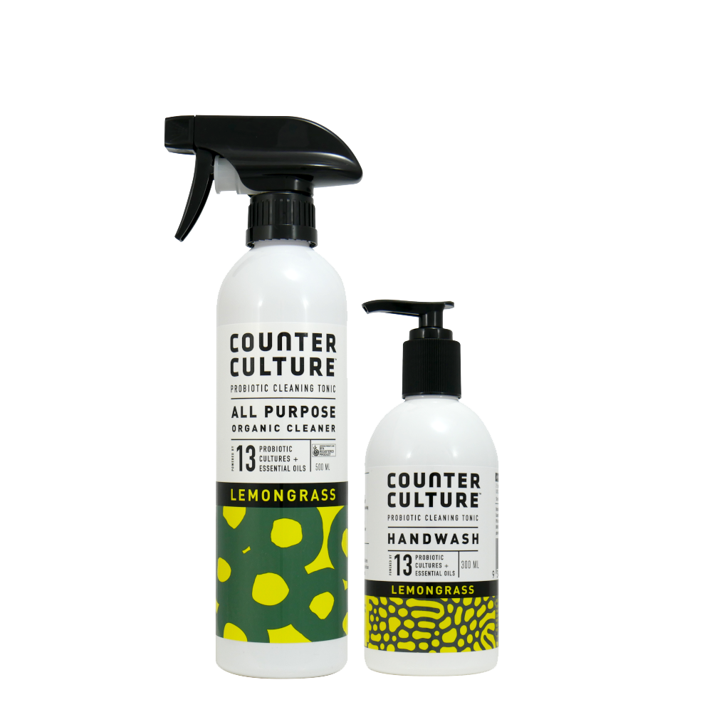 Lemongrass Kitchen Kit by Counter Culture Clean
