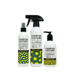 Lemongrass Starter Pack by Counter Culture Clean