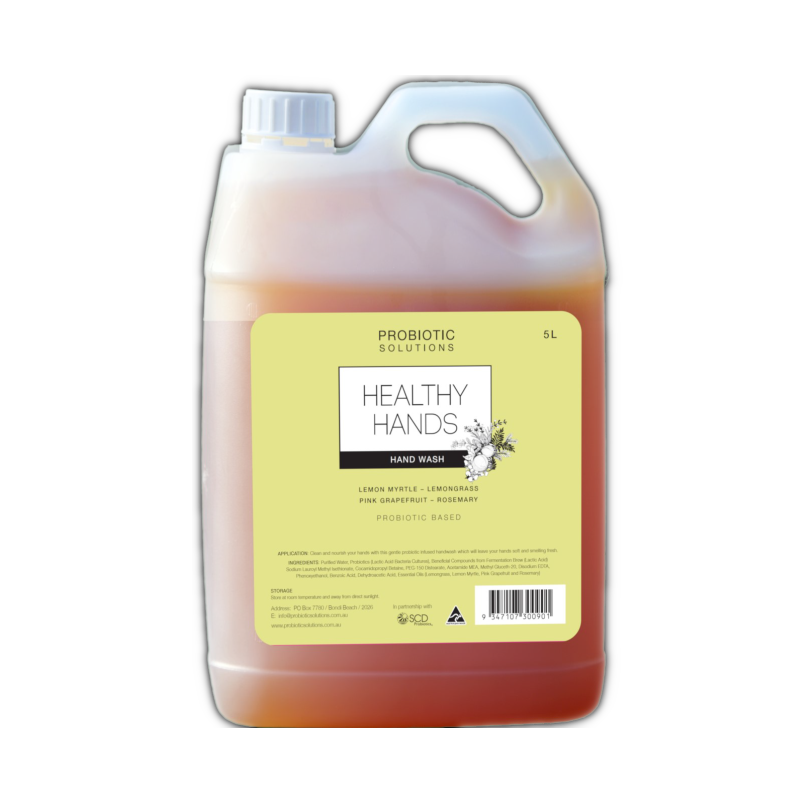 Hand Wash 5l - Lemongrass
