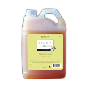 Hand Wash 5l - Lemongrass by Counter Culture Clean