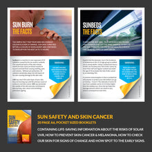 Melanoma & Skin Cancer Prevention & Early Detection Awareness Booklets (box of 320)