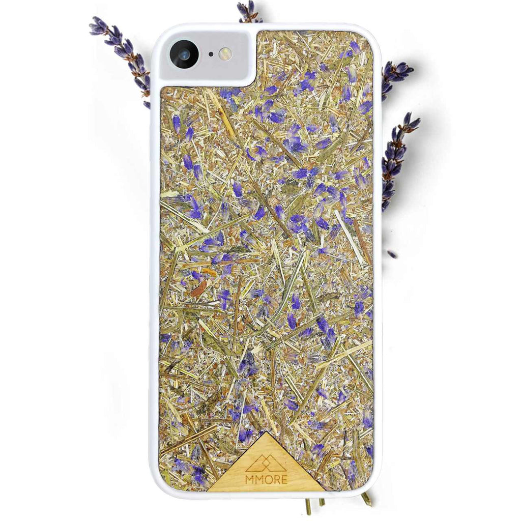 Custom Real Organic Lavender Scented Phone Case, Samsung, iPhone-Caravan Stash
