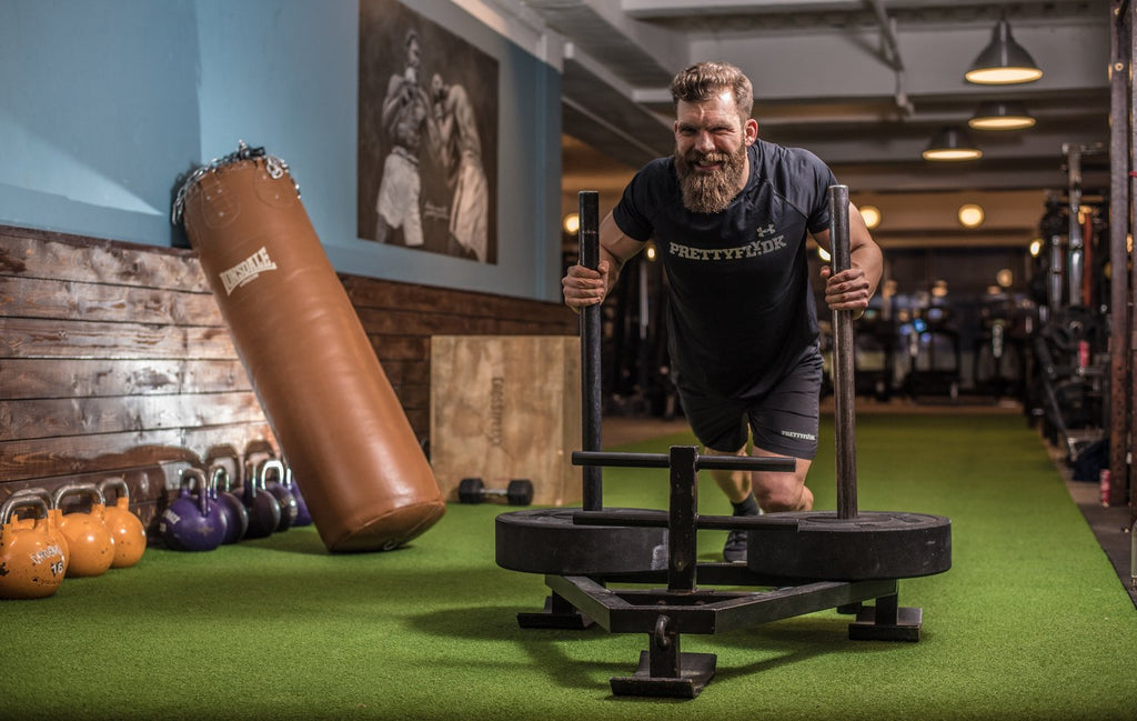 Working Out When You're Over 50