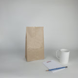 Kraft Paper Grocery Bag (Plain)