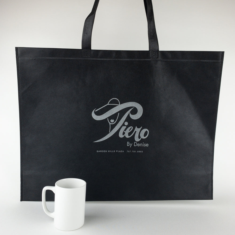 Non-Woven Tote Reusable Bag (Custom Printed)