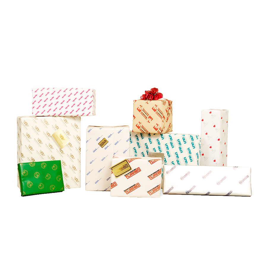 Personalized Gift Wrap Paper