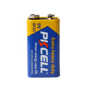 9V battery pack (4 pieces)