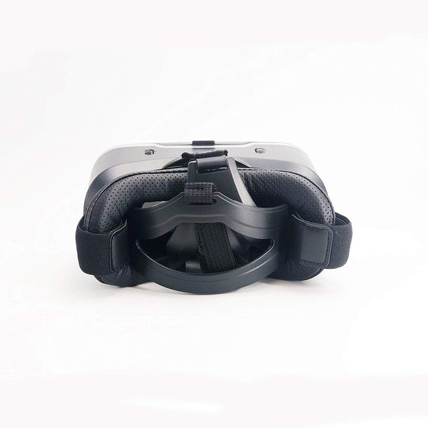 Rplat Upgraded Virtual Reality Headset 3D VR Glasses with Remote Controller