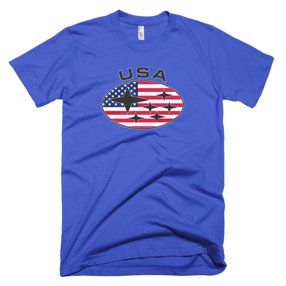 USA Subaru T-Shirt