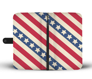 Awesome Vintage American Flag Diagonal Case (FREE Shipping!)