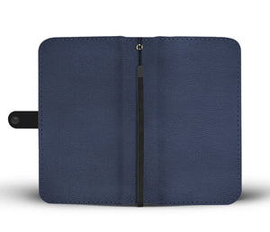 Awesome Navy Faux Leather Case (FREE Shipping!)
