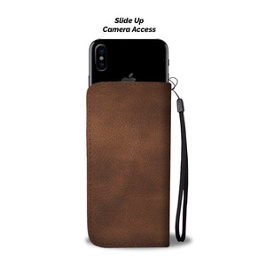 Awesome Saddleback Brown Faux Leather Case (FREE Shipping!)
