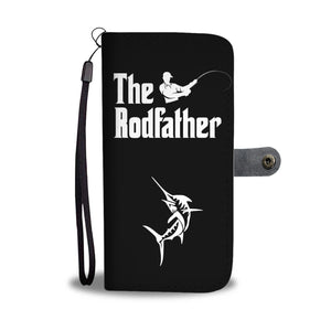 Awesome The Rodfather Phone Wallet Case