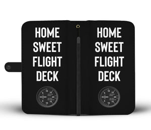 Awesome Pilot Phone Wallet Case