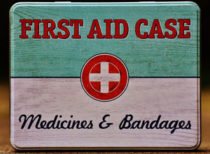 First Aid Kit Checklist for Camping
