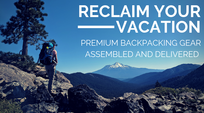 Backpacking Rentals