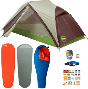 Lightweight Camping Kit (1-Person)