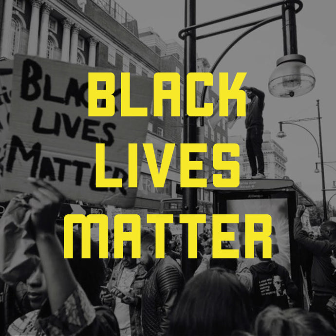 BLACK LIVES MATTER + What you can do right now
