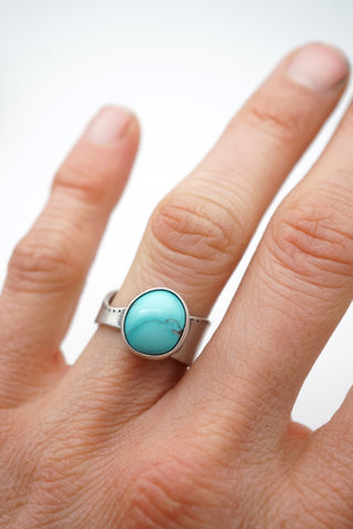 sierra nevada turquoise ring