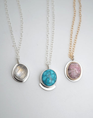 lumenrose dainty necklaces