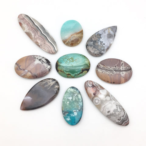 custom stone assortment