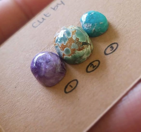 cabochons by solid cabs