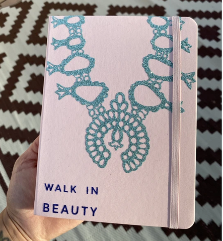 walk in beauty journal