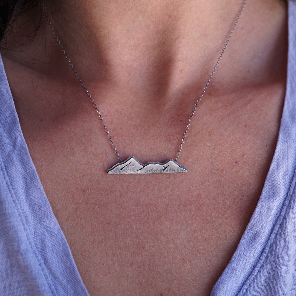 san francisco peaks necklace