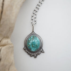 sierra nevada turquoise flair necklace