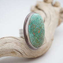 carico lake turquoise statement ring
