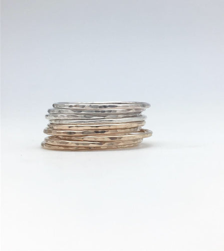 tiny stacking rings