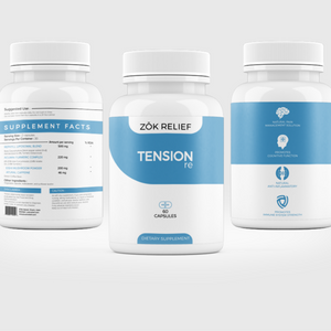 TENSIONre: The Liposomal Turmeric Formula for Joint and Muscle Relief