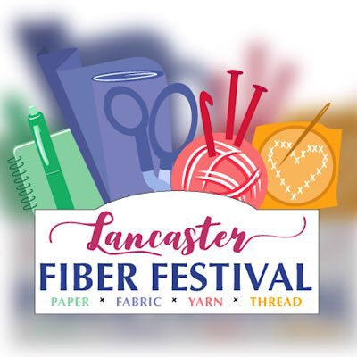 Lancaster Fiber Festival and a Fun Contest!!!