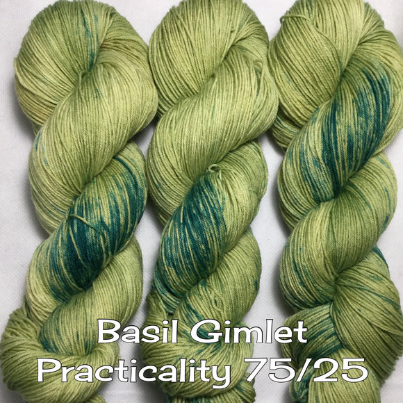 Basil Gimlet Playtime Worsted