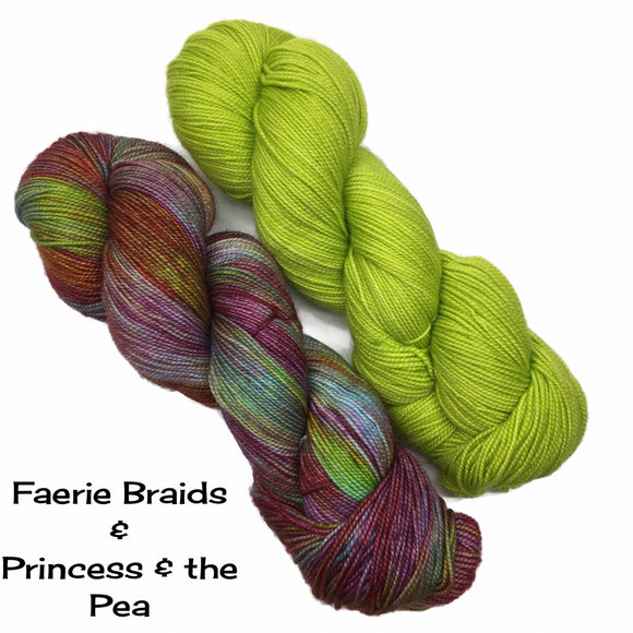 Faerie Braids/Princess and the Pea