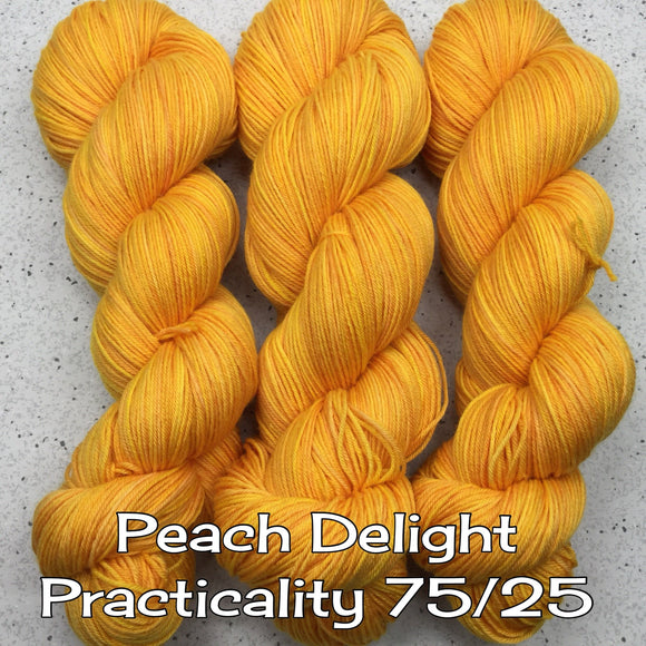 Peach Delight Practicality 75/25