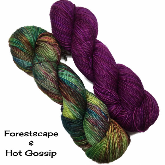 Forestscape/Hot Gossip