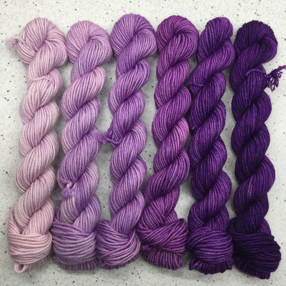 Mountain Majesties Six Pack Jujubee DK Mini Set