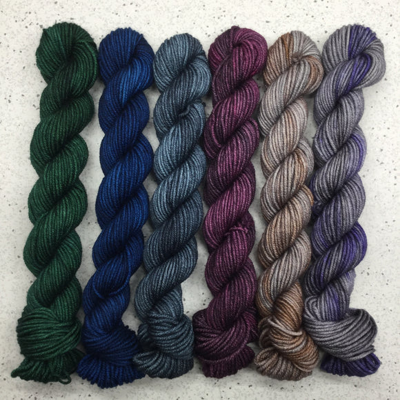 Stone Tavern Trail Six Pack Jujubee DK Mini Set