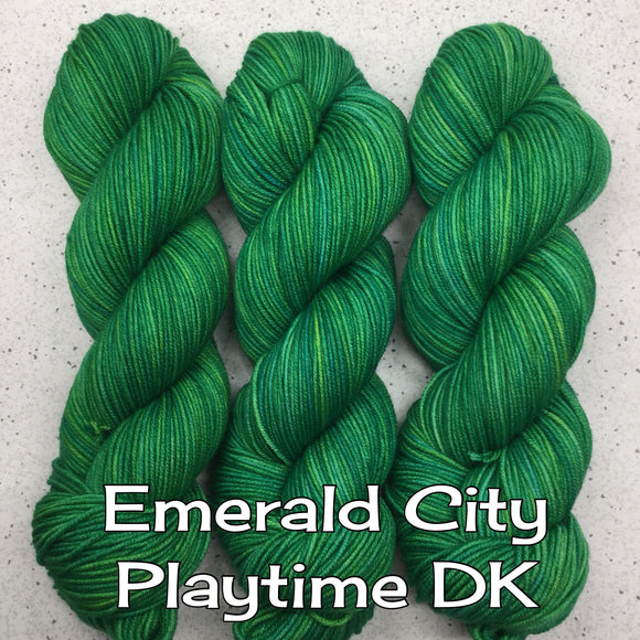 Emerald City Playtime DK