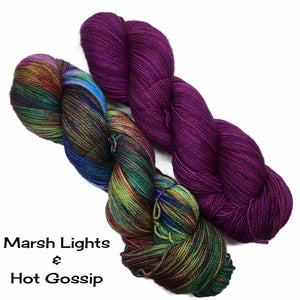 Marsh Lights/Hot Gossip