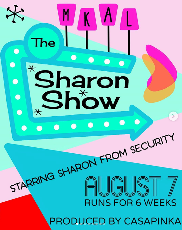 The Sharon Show MKAL