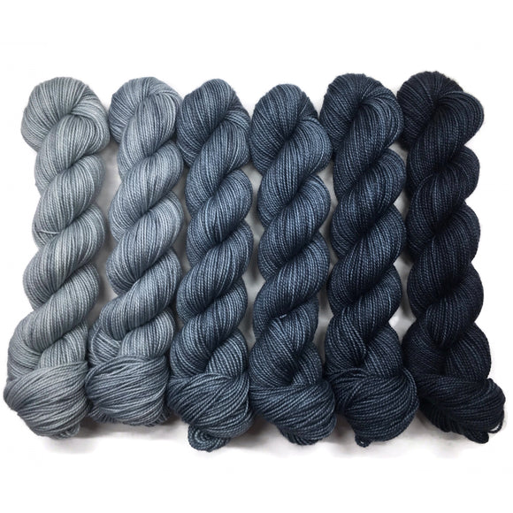 Rock Quarry Six Pack Half Skein Set